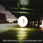 Diana F+ Basics: Lightpainting