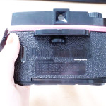"Diana F+ Basics: Anbringung des ""35 mm Backs"""