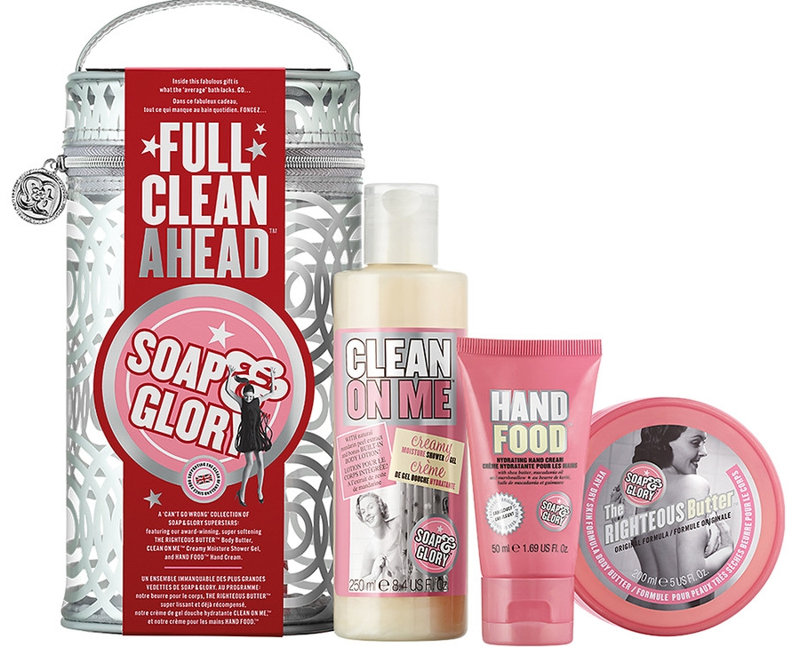 Soap_Glory-Spezialpflege-Full_Clean_Ahead_Set