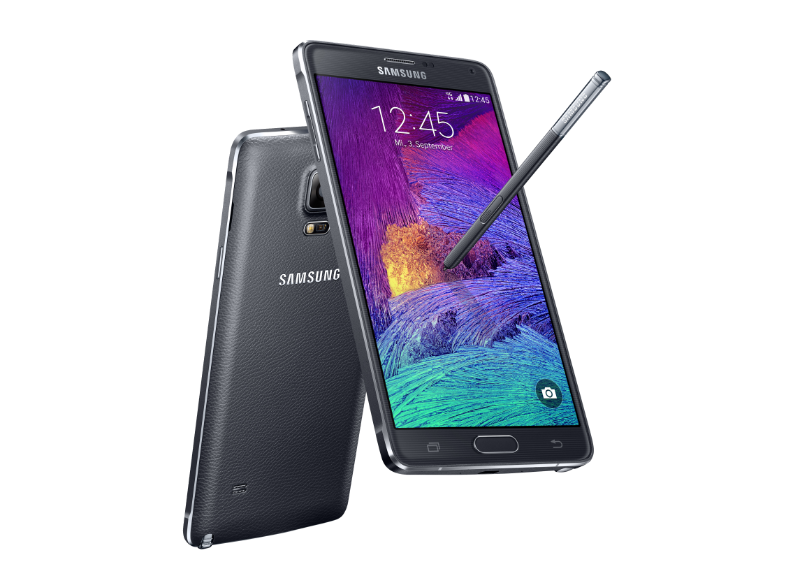 SAMSUNG-GALAXY-Note-4-charcoal-black