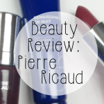 Beauty Review: Pierre Ricaud Kosmetik