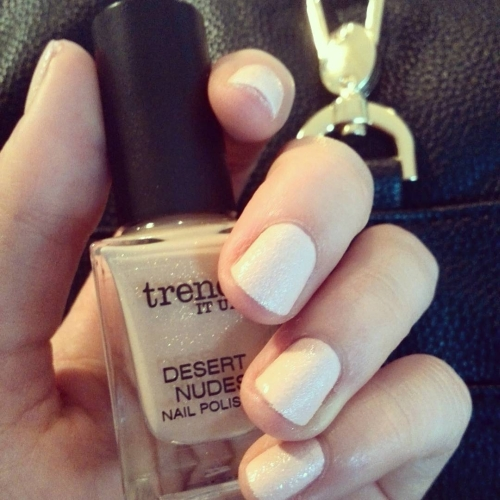 Desert Nude Nailpolish von Trend it Up