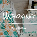 Unboxing: My Little Flower Book April 2016