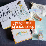 Unboxing: My Little Weekend Box Mai 2016