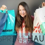 Frühlings Haul: h&m, and other stories, Weekdays & Zara