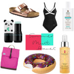Sommer 2016 Must Haves